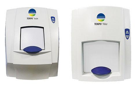 Image - bioMerieux TEMPO CT Challenge Test - Filler et Reader