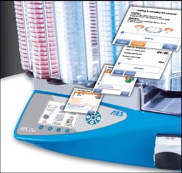 APS One - Distribution de boîtes de Petri
